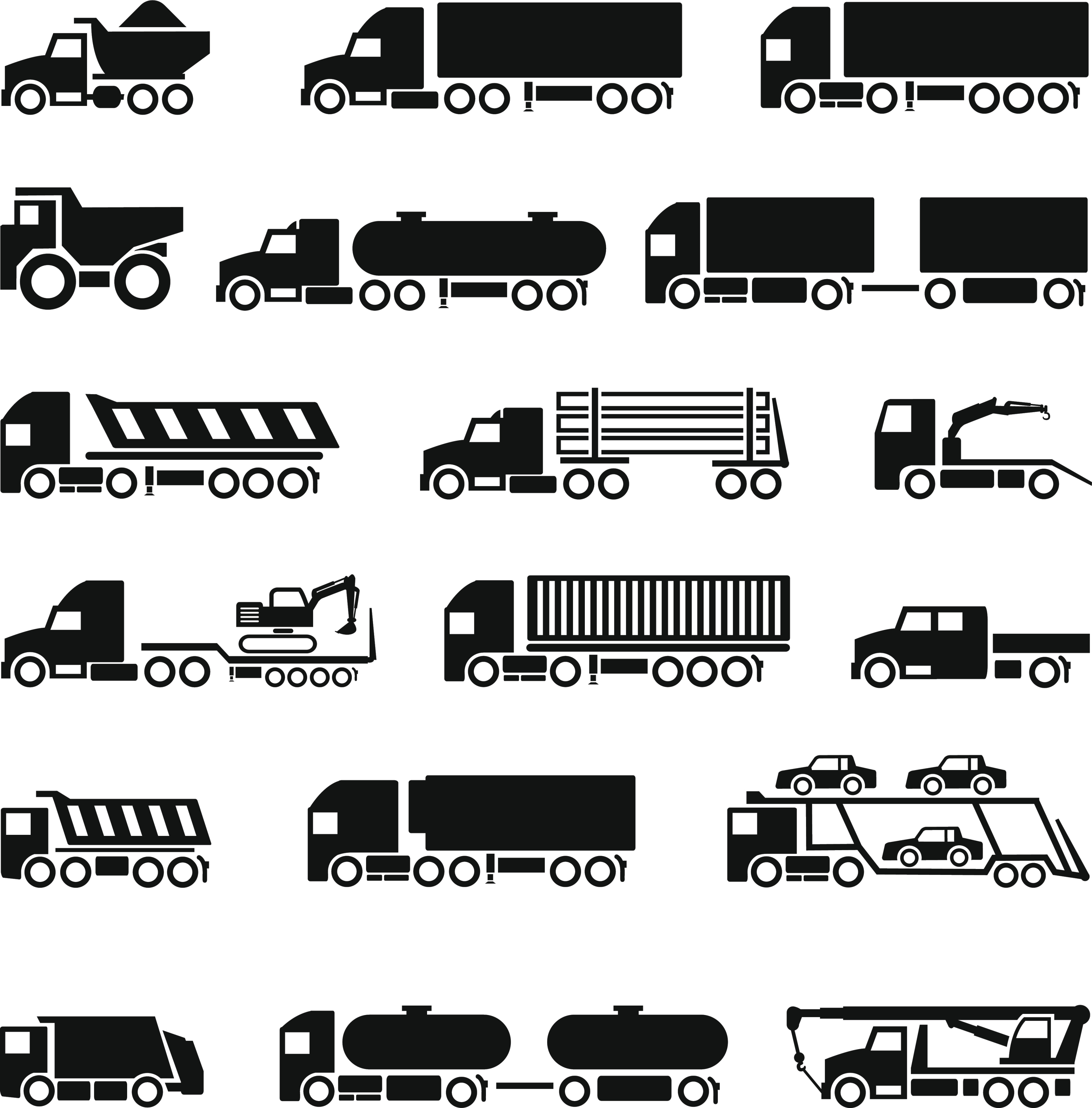 Types Of Trucks And Trailers on used semi dump trailers ohio