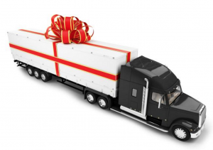 Holiday Freight Shipping safety