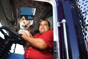 If you struggle with loneliness or homesickness while on the road, you're not alone- many truckers feel like same. Here are some ways to manage those feelings.
