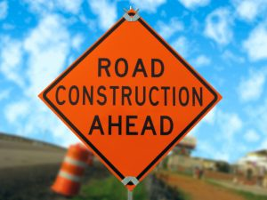 Read over these safe driving tips for construction zones.