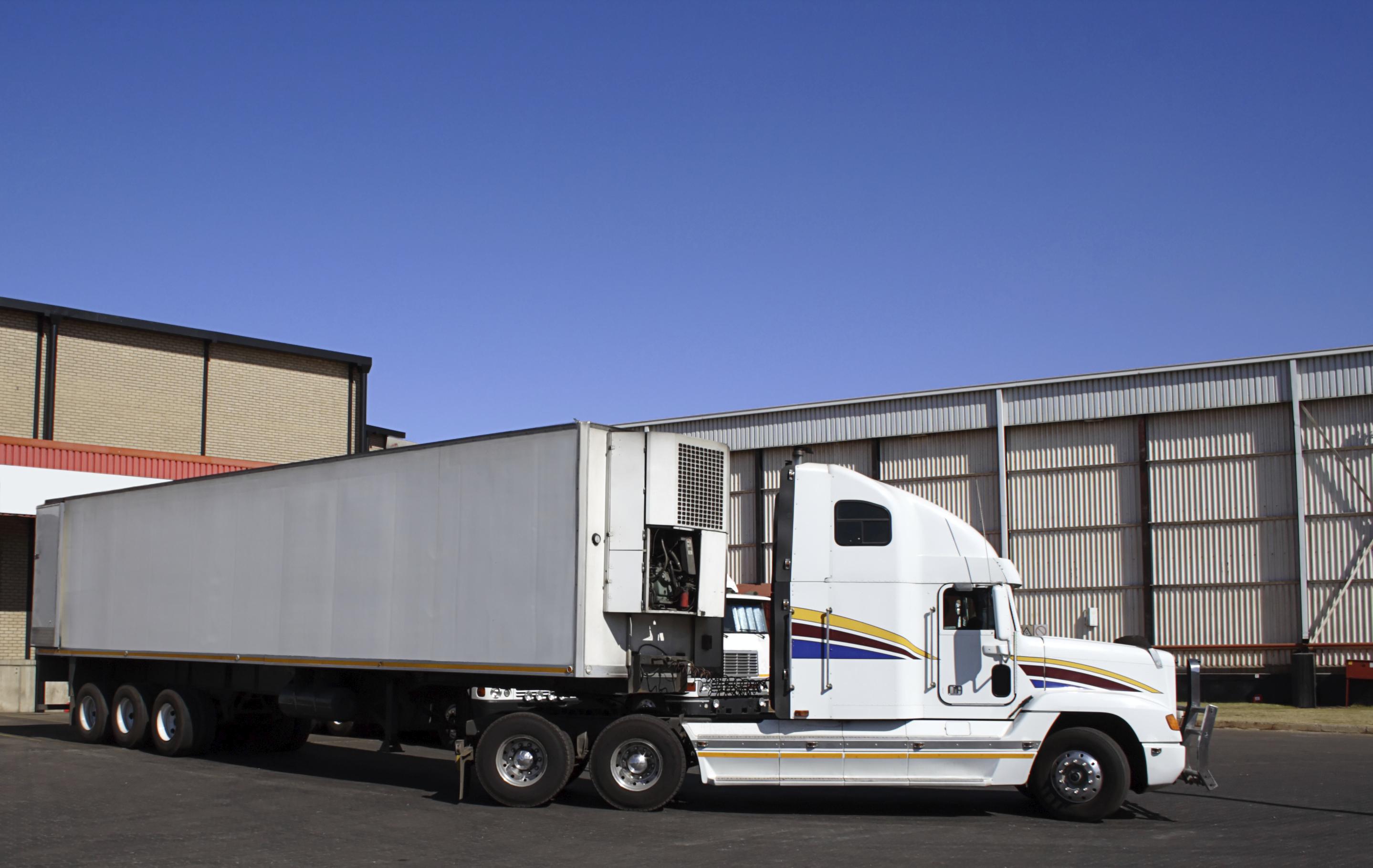 Trucks pictures of semi