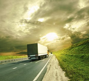 Check out these four safety tips for summer truck driving.