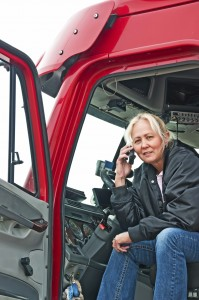 Take a look at the top pieces of advice for new truckers.