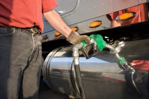 Saving Fuel for Semi-Trucks