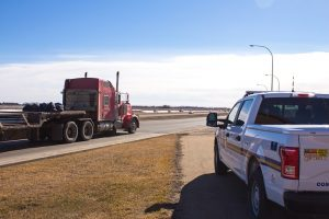 Certain Truck Driver Behaviors, Explained