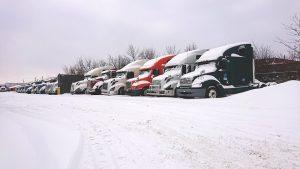 Winterizing Your Truck Fleet for Mid-Atlantic Winters