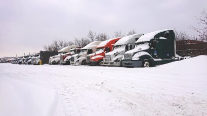 Winterizing Your Truck Fleet for Mid-Atlantic Winters