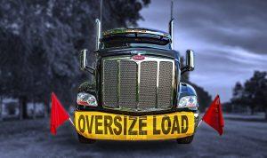 evan transportation oversize load travel
