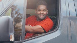 evan transportation truck driver