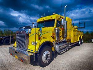 evan transportation commercial truck driving